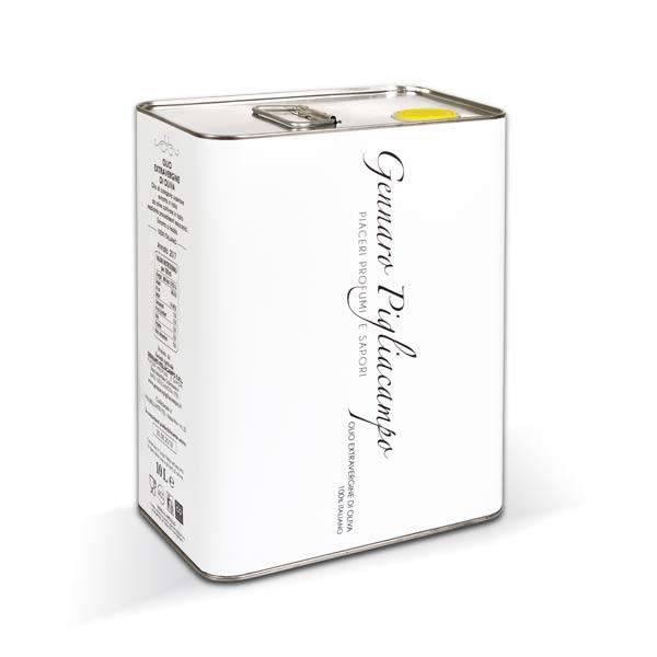Olio extravergine di oliva latte 10 l
